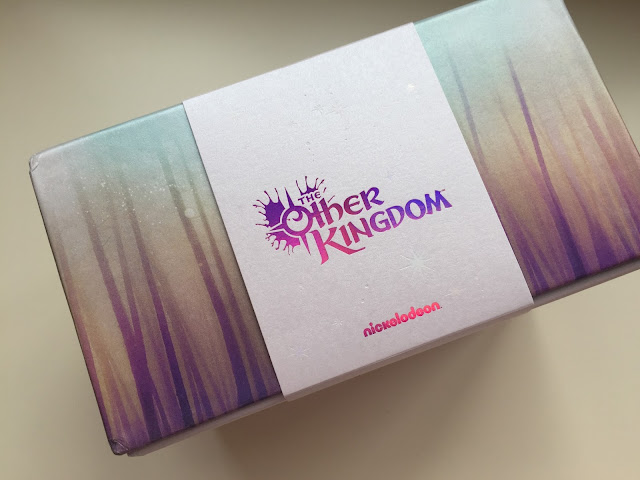 the other kingdom nickelodeon box