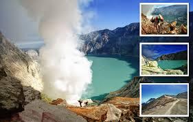 Paket Wisata Bromo Ijen | Tour Travel Bromo Ijen Blue Fire