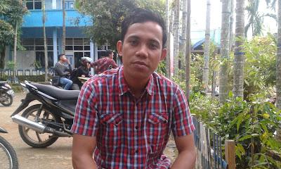 Digadang-gadang Jadi Korkab KKN Unika Angkatan ke-8, Sahdan Mengaku Siap Jika Ditunjuk
