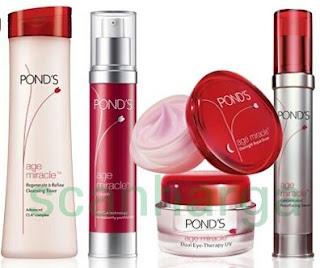 Daftar Harga Kosmetik Ponds Terbaru
