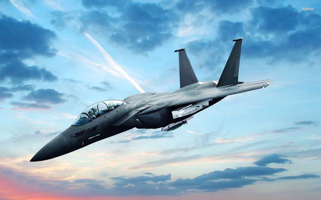 Gambar 10. Foto Pesawat Tempur F-15 Silent Eagle