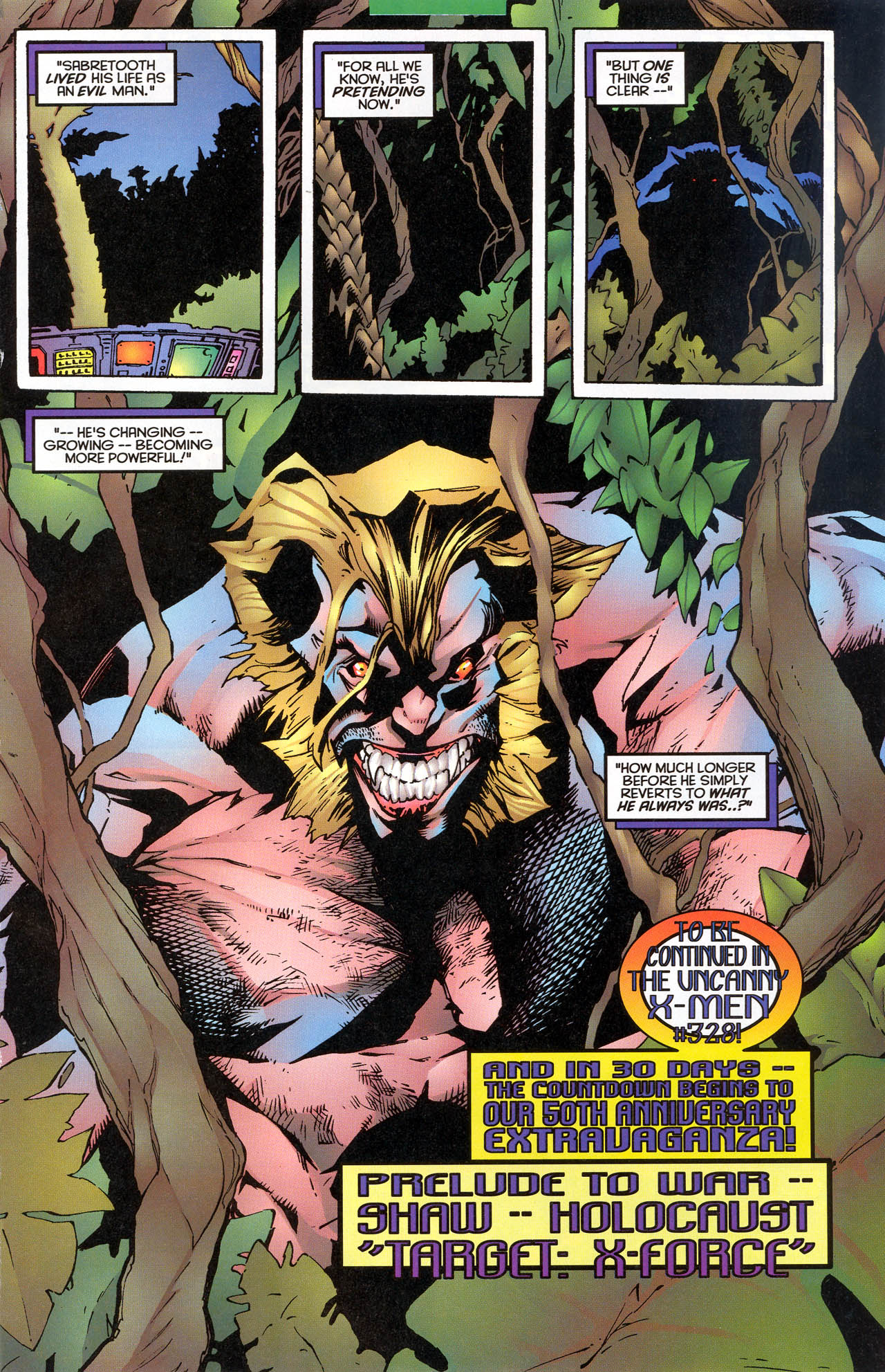 Read online X-Force (1991) comic -  Issue #48 - 32