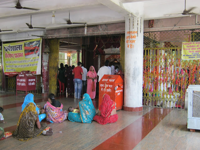 Chandrika Devi Mandir Lucknow
