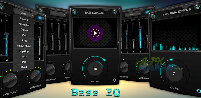 Equalizer & Bass Booster Pro v1.3.6 APK Download