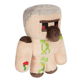 Minecraft Jinx Iron Golem Plush