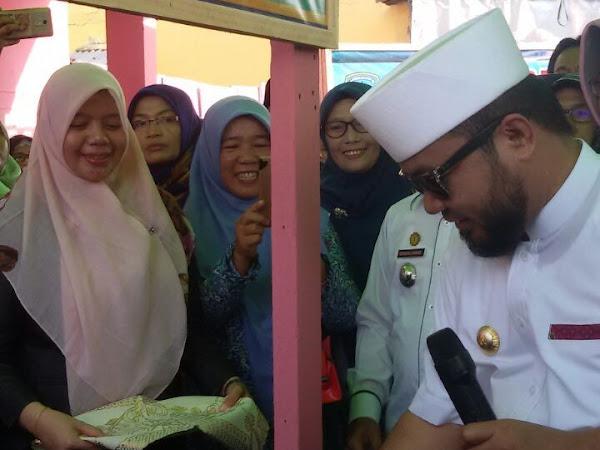 Walikota Bengkulu Resmikan Posyandu Graha Asri Bahagia