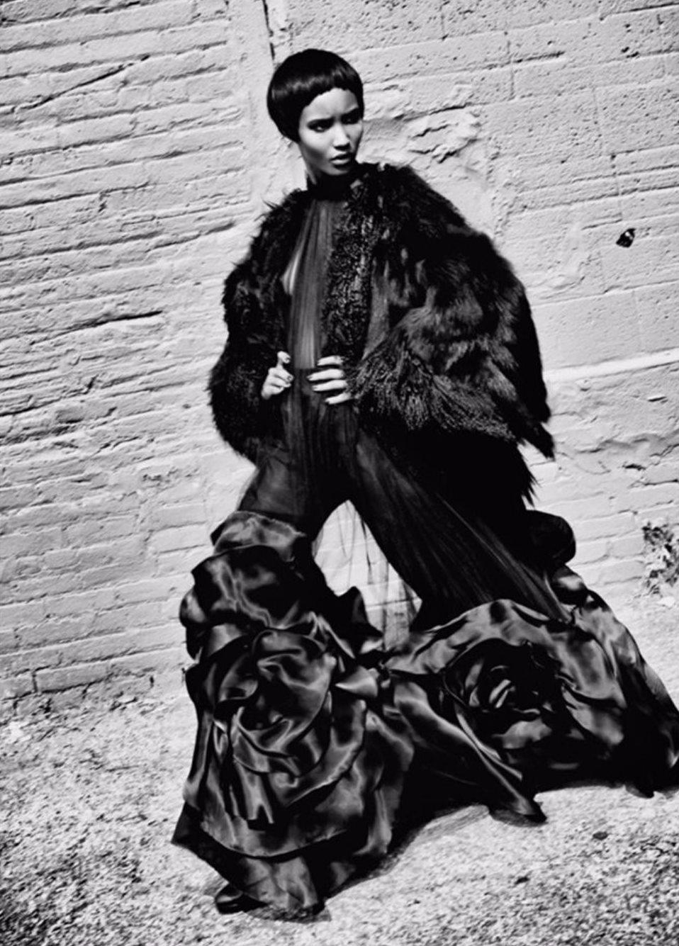 Afrolistas And The City The New Noir Fatima Siad For