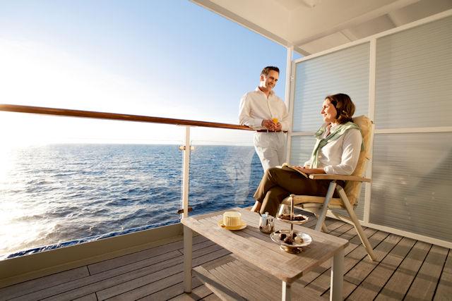 Transatlantik Kreuzfahrt mit MS EUROPA (C) HL Cruises