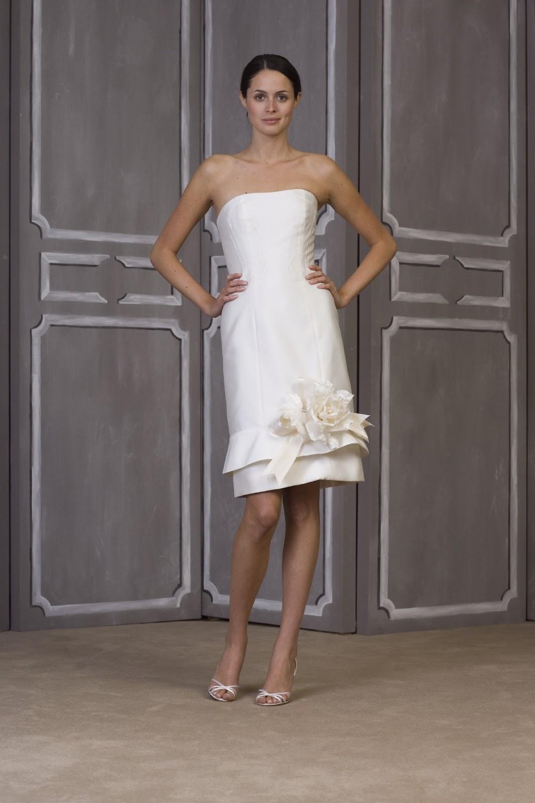 DressyBridal 5 Cute Short Wedding Dresses for Summer Casual Weddings