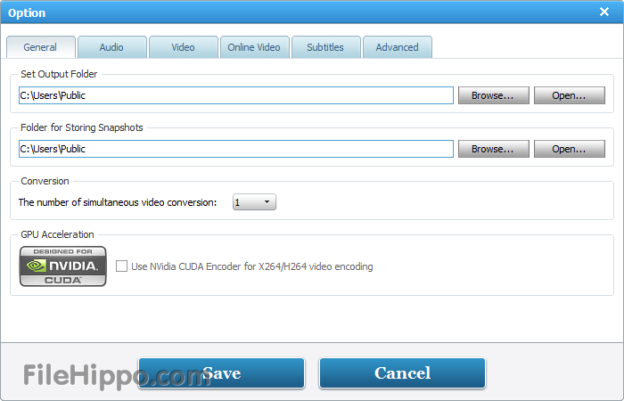 old version of freemake video converter
