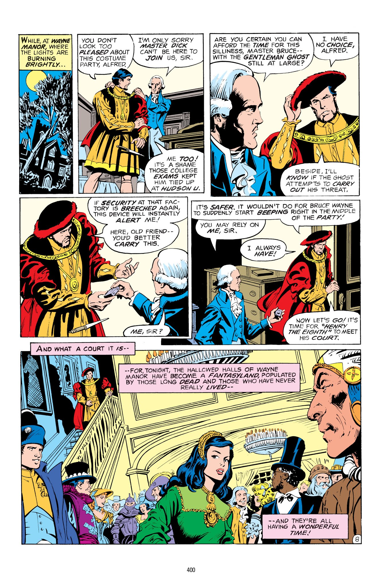 Tales of the Batman: Len Wein TPB (Part 5) Page 1