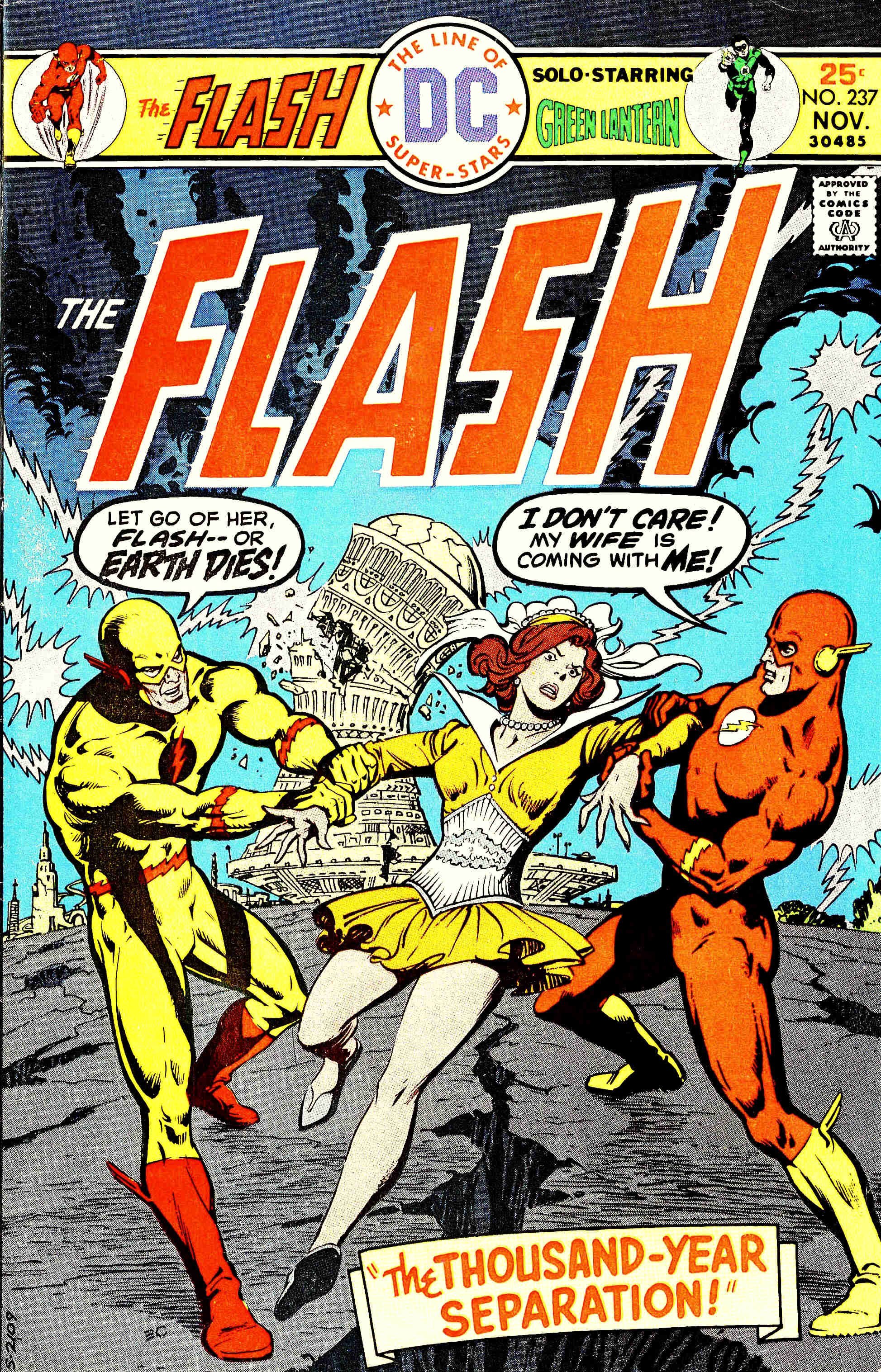 The Flash (1959) issue 237 - Page 1