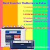 7 Best Inverter Battery in 2020