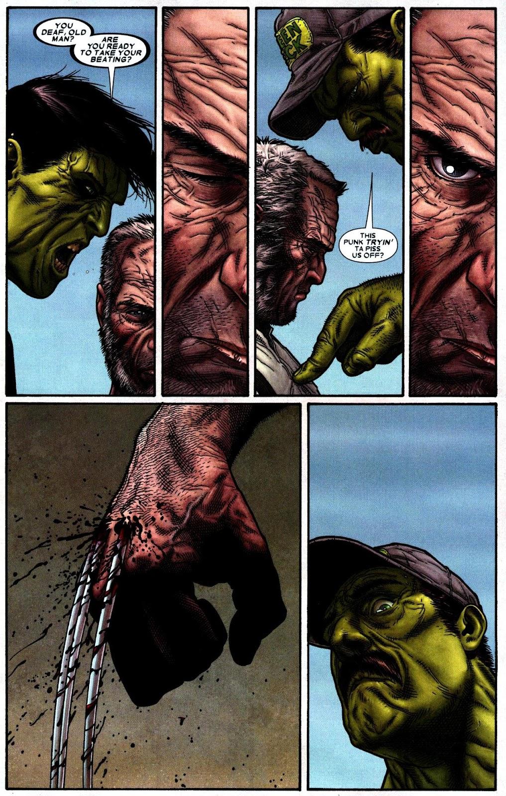 Read online Wolverine (2003) comic -  Issue #66 - 13