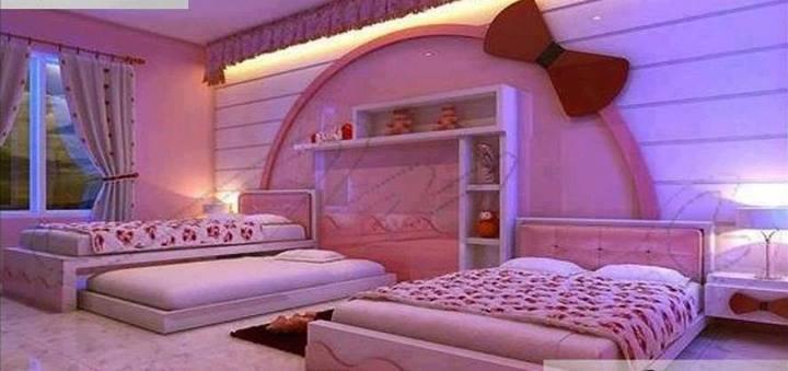 inspiration tonnant pour chambres d 39 enfants int rieur. Black Bedroom Furniture Sets. Home Design Ideas