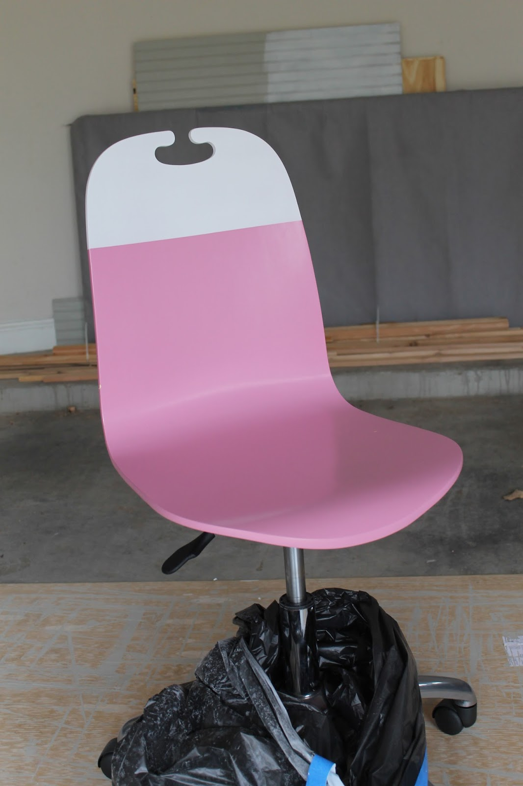Make Them Wonder 4 Pottery Barn Chair Makeover
