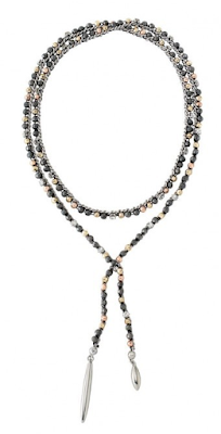 Stella & Dot Zoe Lariat Necklace as seen on For Peete's Sake