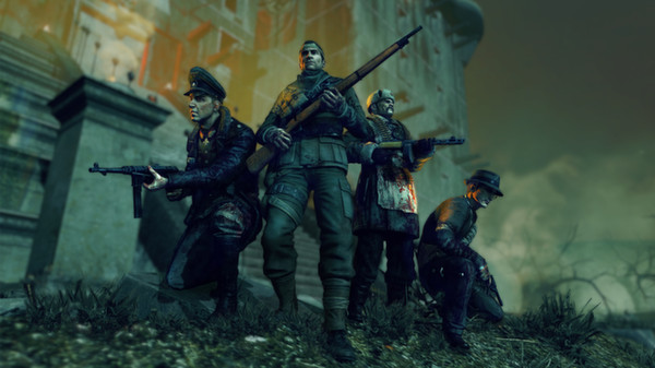 Sniper Elite Nazi Zombie Army 2 Gameplay