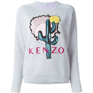 Kenzo 'Cactus' sweatshirt, $239.06 from Farfetch