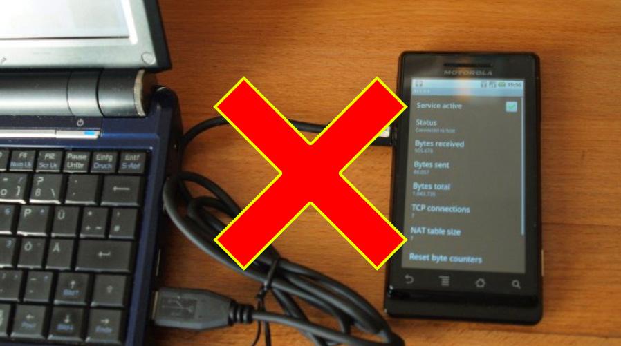 Mengatasi USB Android tidak Terbaca di Komputer PC/Laptop windows
