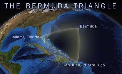 Sinopsis Bermuda Triangle
