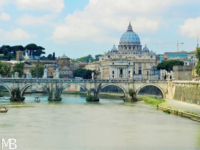 ponte umberto I roma in un giorno