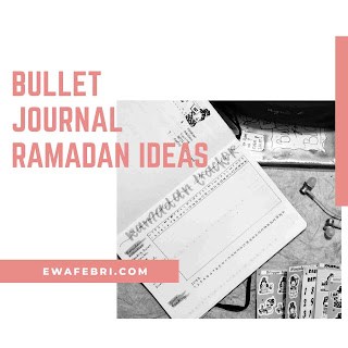 bullet journal ramadan ideas