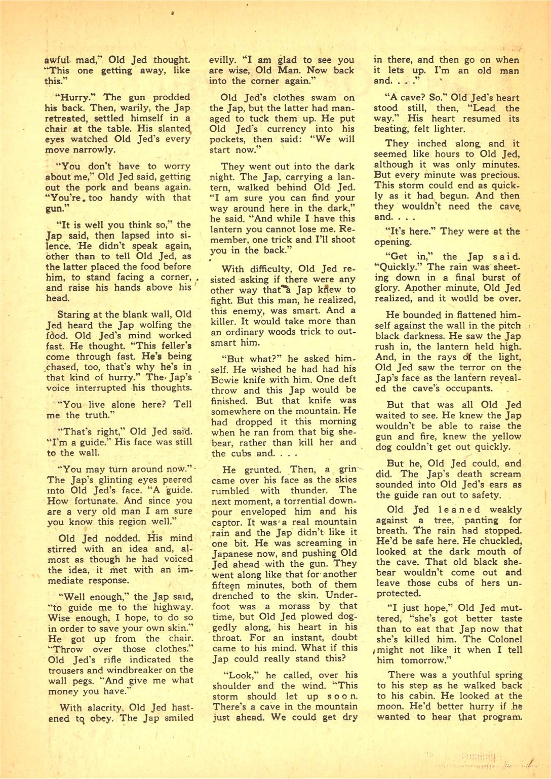 Read online Action Comics (1938) comic -  Issue #72 - 39