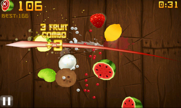 how to download fruit ninja game