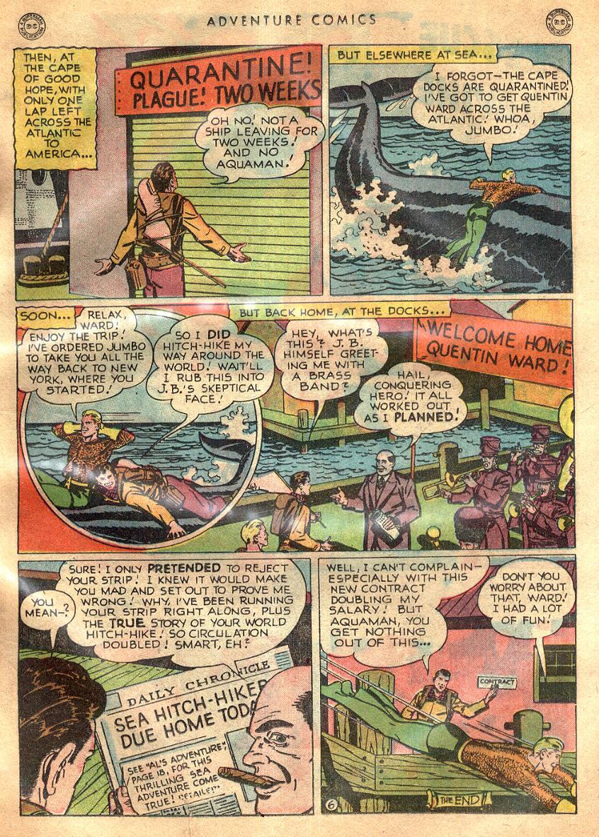 Read online Adventure Comics (1938) comic -  Issue #145 - 40