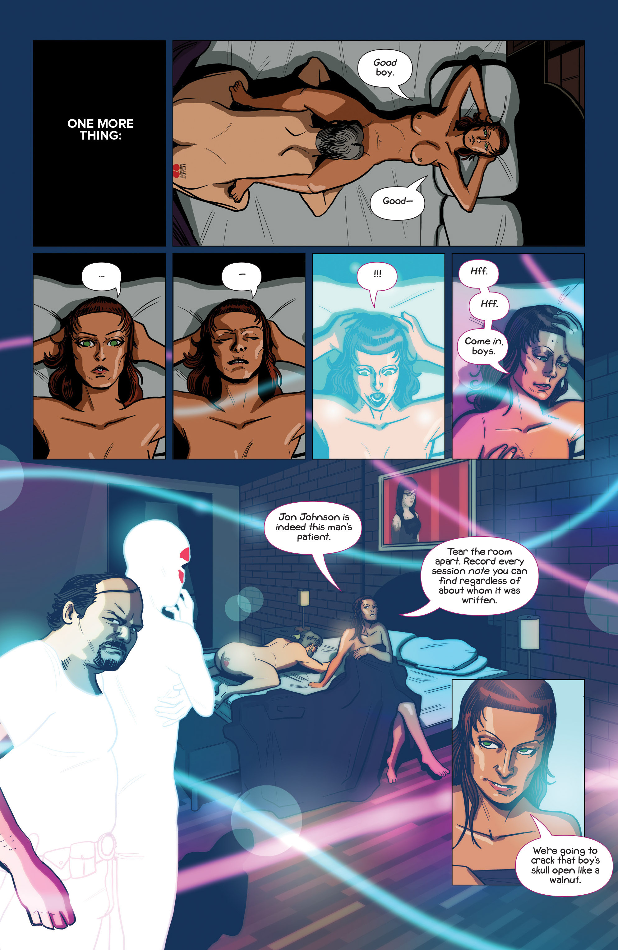 Read online Sex Criminals comic -  Issue #11 - 31