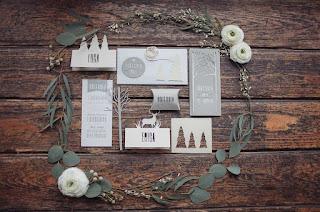 invitacion creativas para bodas