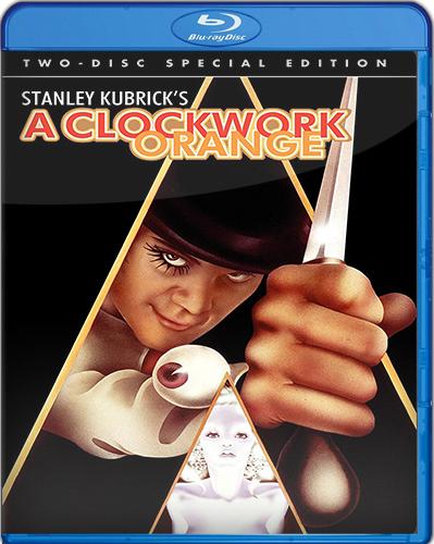 A Clockwork Orange [1971] [2-Disc Edition] [BD25] [Latino]