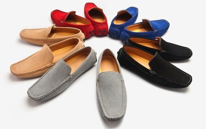 Rachel´s Fashion Room: Calzado básico de verano para hombre