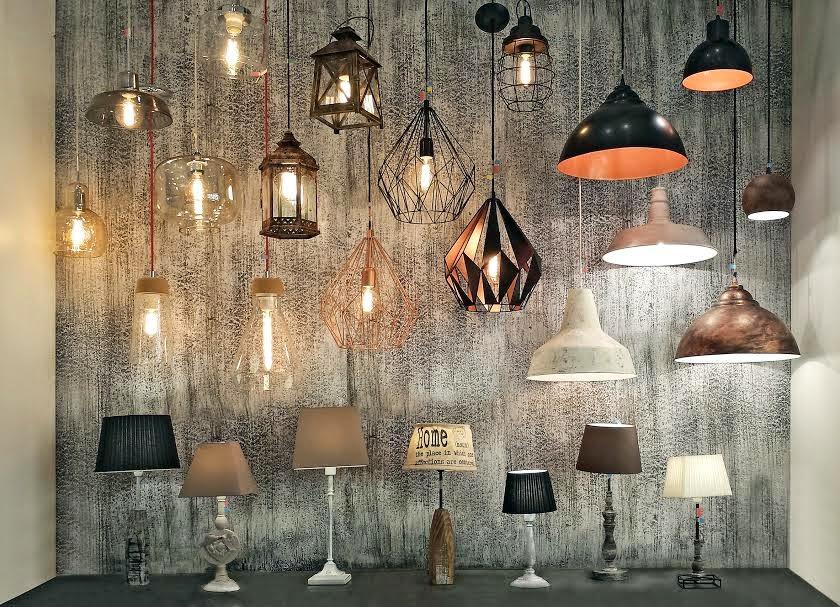 Kupfer Glas Marmor Und Industrial Richtig Tolle Lampen Wohn