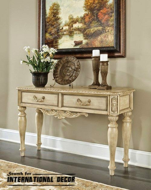luxury console table,modern console table,console tables with drawers