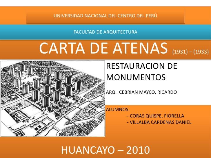 NOVA CARTA DE ATENAS 2003 EBOOK DOWNLOAD