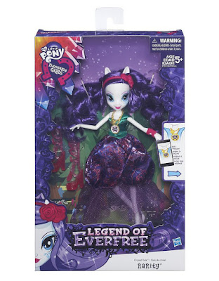 TOYS : JUGUETES - My Little Pony  Equestria Girls: Legend of Everfree  Gala de Cristal : Rarity : Muñeca  Hasbro B7531 | PELICULA 2016 | A partir de 5 años  Comprar en Amazon España & buy Amazon USA