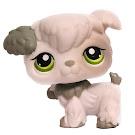 Littlest Pet Shop Pet Pairs Poodle (#203) Pet