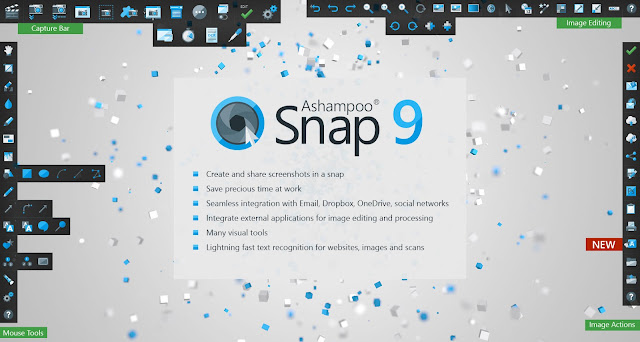 Ashampoo Snap 9.0.1 Final Full