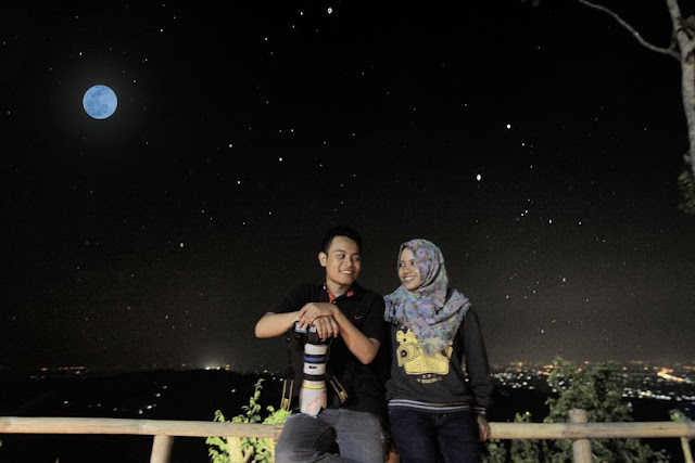 foto romantis di bukit bintang