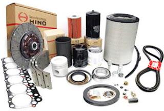 gioang mặt máy xe Hino FM-11115-E0090