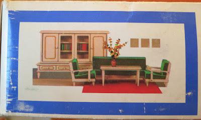 Diepuppenstubensammlerin wohndesign der sechziger und for Wohndesign 60er