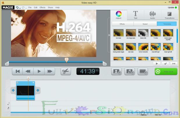 MAGIX Video easy HD Full Crack