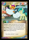 My Little Pony Smolder & Sandbar, Pillow Fight! Friends Forever CCG Card