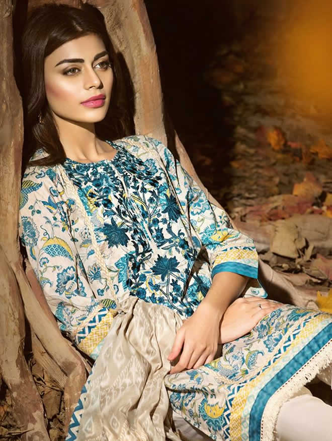 ac5a78c9d Stunning And Gorgeous Eid-Ul-Adha Dresses 2015-2016 For Women ...