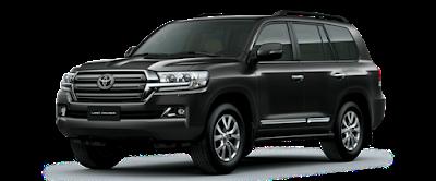 Giá xe Toyota Land Cruiser 2018 ảnh 3