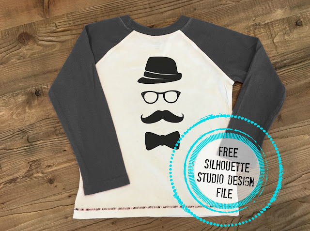 free silhouette studio, free silhouette designs, free silhouette cameo designs, hipster cut file, hipster designs, little boy cut files