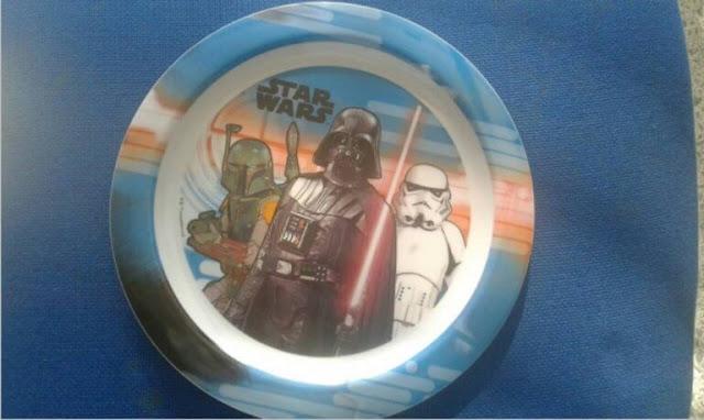 Προσοχή! Ανακαλείται πιάτο Star Wars από τα Jumbo