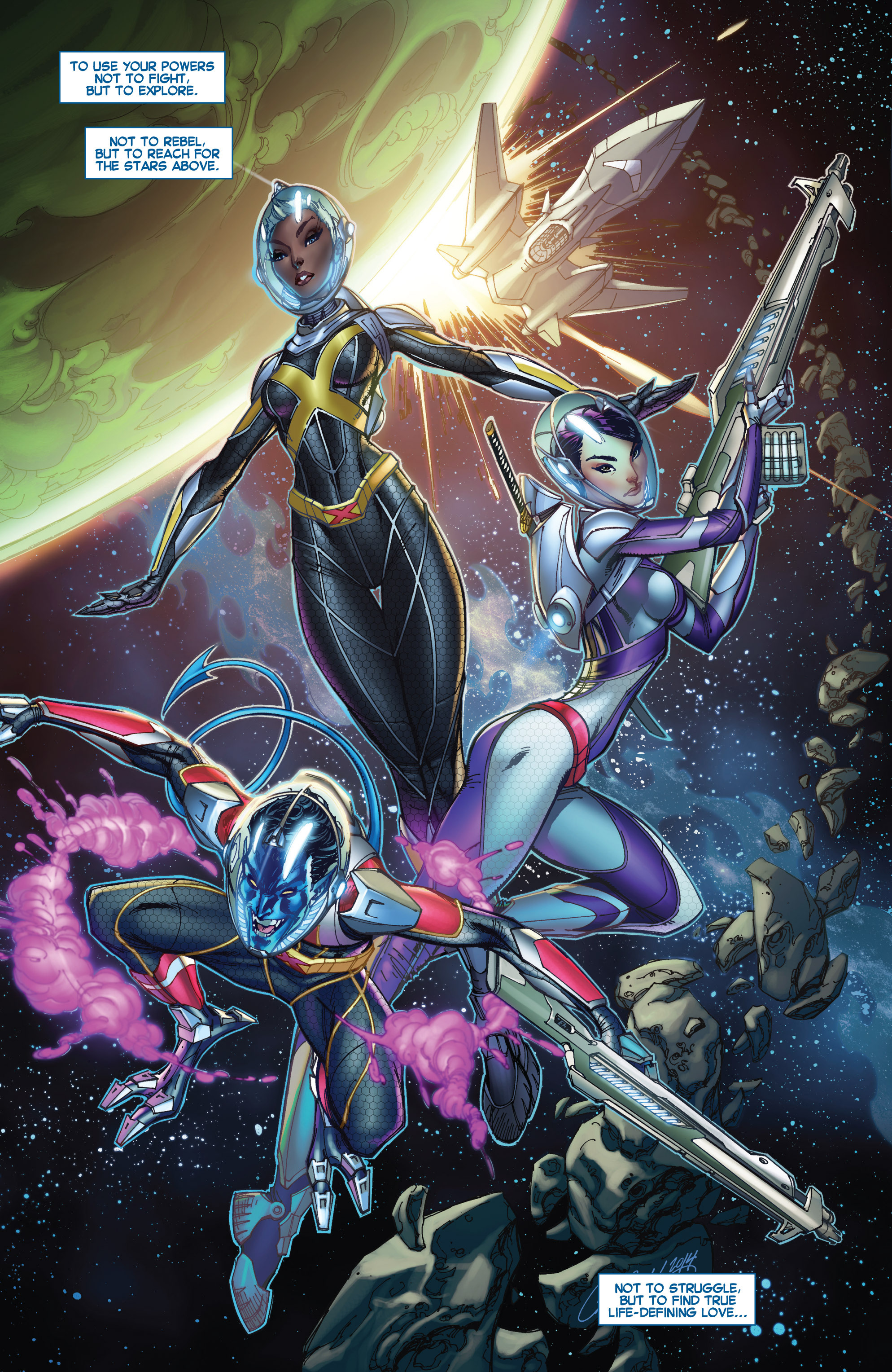Read online All-New X-Men (2013) comic -  Issue #25 - 18
